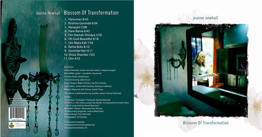 Blossom-Transformation