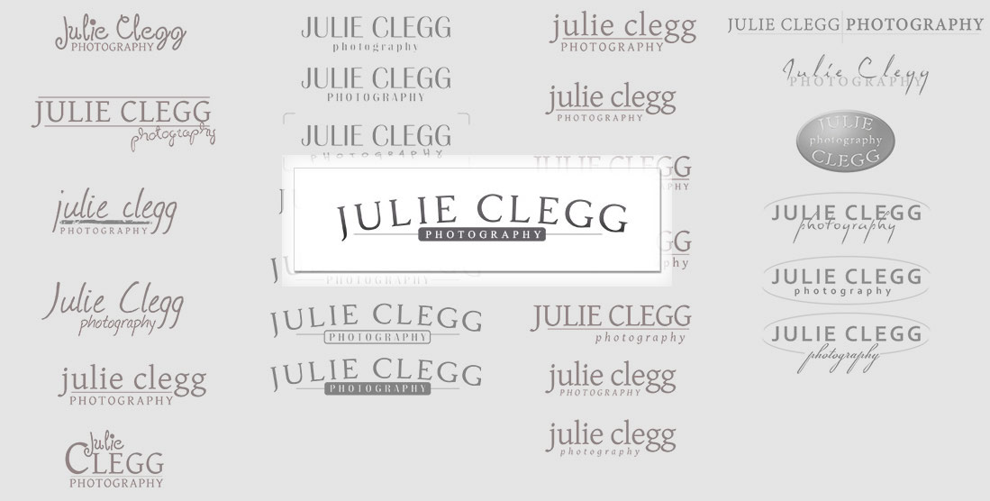 Julie Clegg Logo Project.